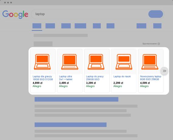 Google Ads Reklamuj Swoje Oferty Poza Allegro Allegro Ads Dla Sprzedajacych Allegro