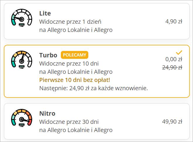 Jak wystawić ogłoszenie na Allegro Lokalnie? Pomoc Allegro