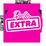 160x160 barbie extra