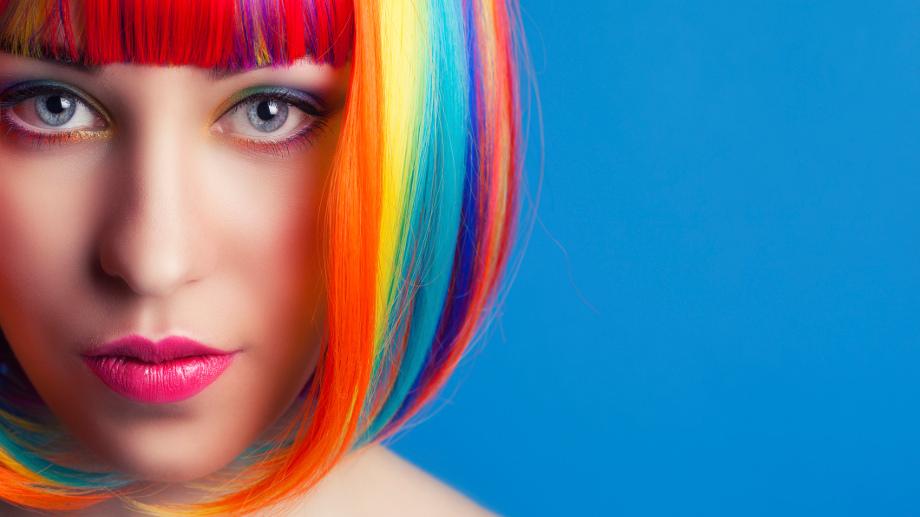 Zabaw Się Kolorem Preparaty Tymczasowo Barwiące Włosy
