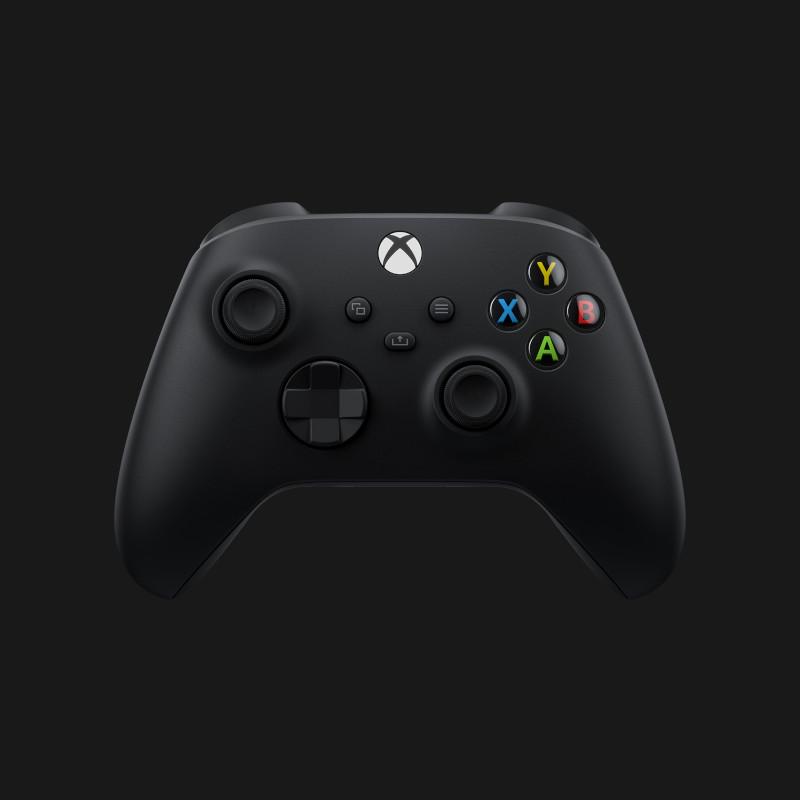 Kontroler (pad) do Xbox Series X - czarny