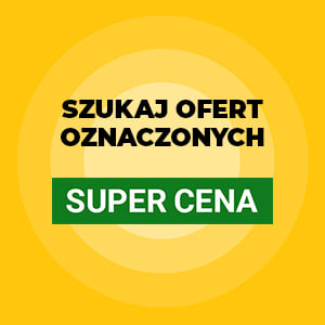 Szukaj ofert oznaczonych Super Cena