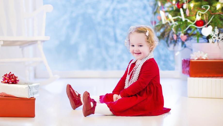 Przegląd świątecznych prezentów dla dziecka