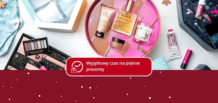 zestawy kosmetyków na prezent