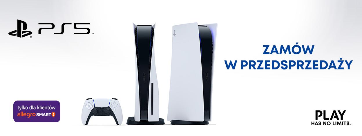 PlayStation 5 (PS5) - Przedsprzedaż