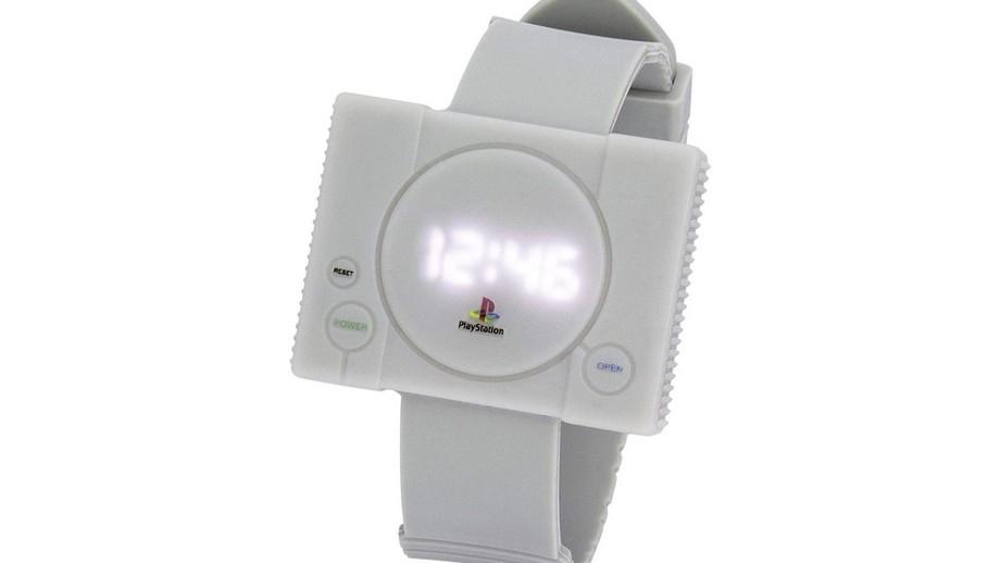 tak, to nie konsola na pasku, to zegarek