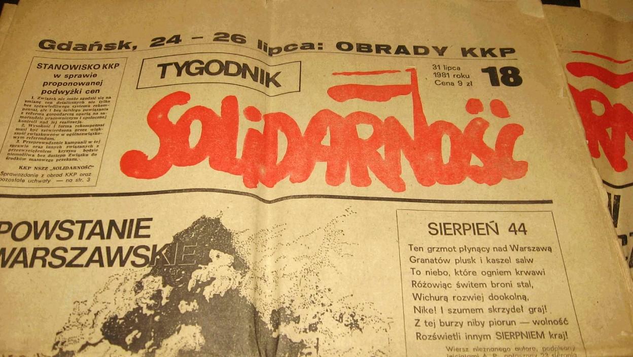 """Pamiątki związane z legendą """"Solidarności"""". Jakie znajdziecie najciekawsze kolekcjonerskie skarby"""