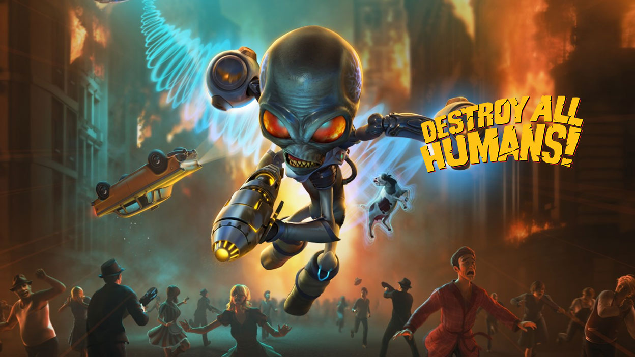 Destroy All Humans! – recenzja gry