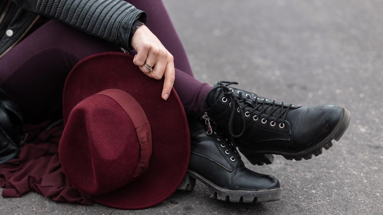Ciężkie buty na jesień, które wyglądają na droższe, niż są w rzeczywistości