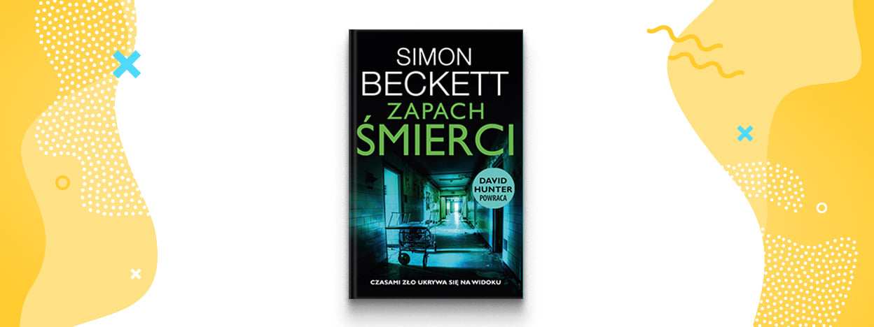 Zapach śmierci – Simon Beckett