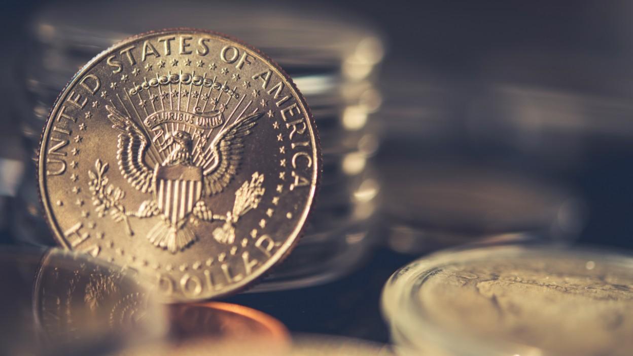 Historia dolara