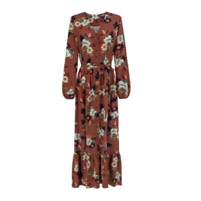 Sukienka W Kwiaty Na Jesien Allegro Pl