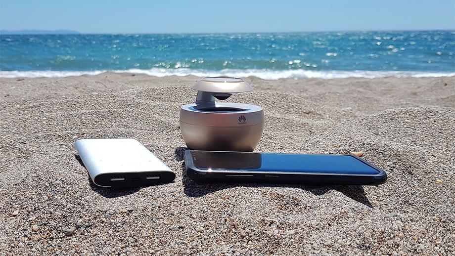 Wodoodporne gadżety elektroniczne idealne na plażę