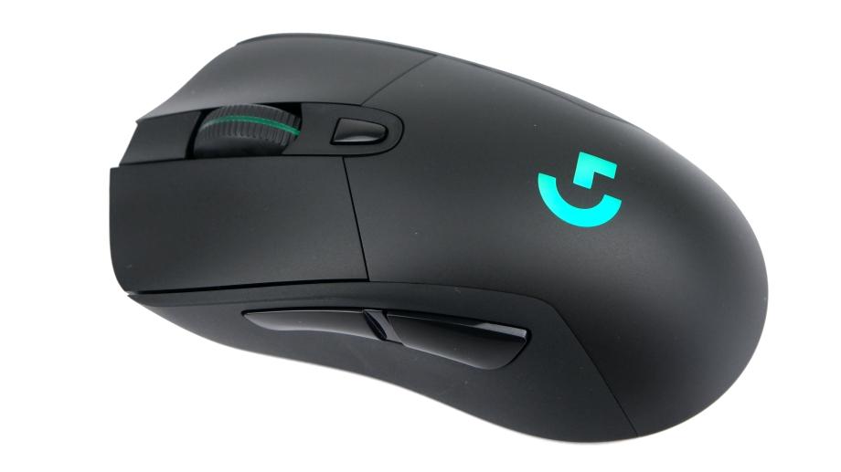 Test myszki Logitech G403 Prodigy Wireless – minimalistyczna
