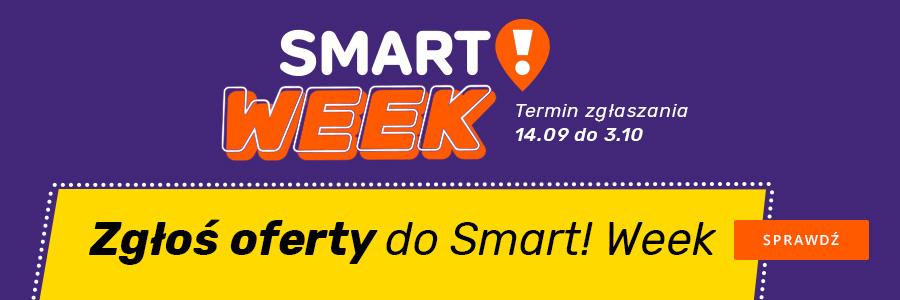 Allegro Smart! Week - zgłaszaj oferty do wielkiej akcji promocyjnej