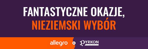 Allegro x Pyrkon - Pyrkonline