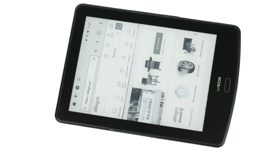 Test InkBOOK Prime HD – udany czytnik w nowej wersji