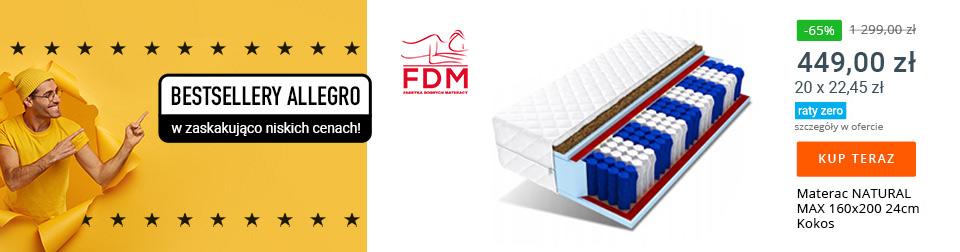 Materace FDM
