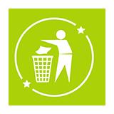 segregcaja odpadów