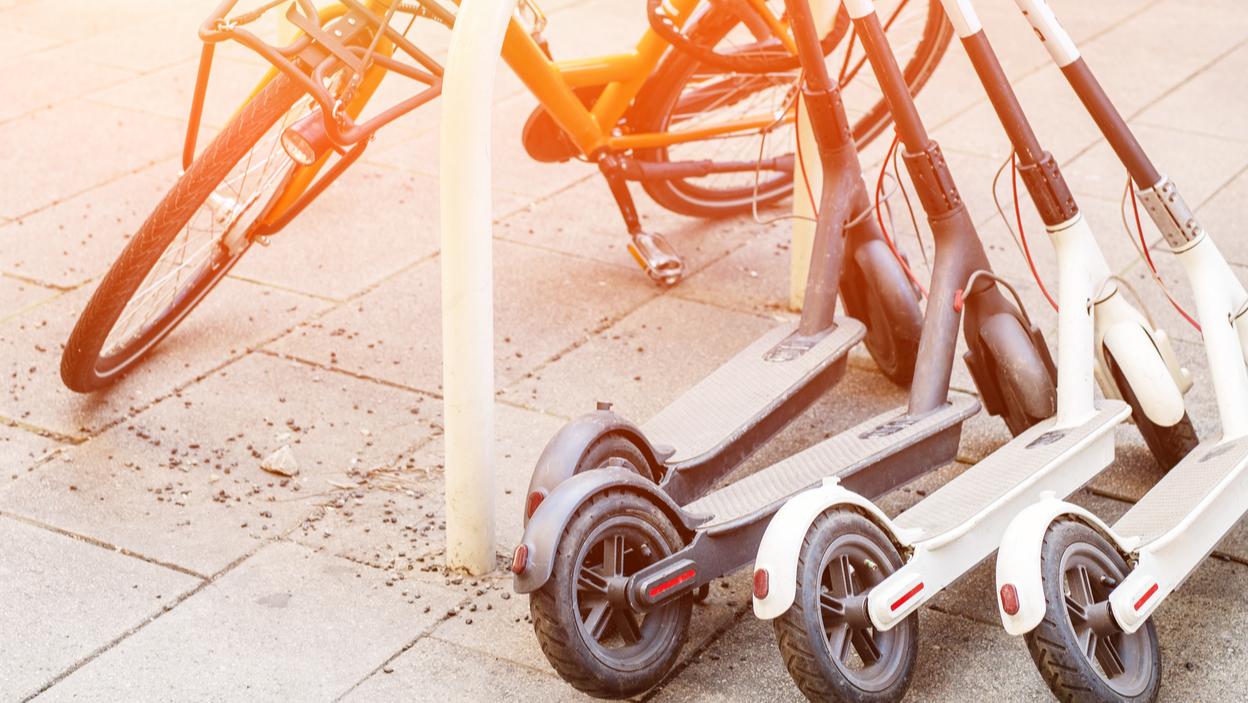 Rower elektryczny czy hulajnoga elektryczna?