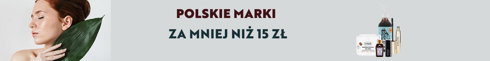 kosmetyki polskich marek do 15 zł