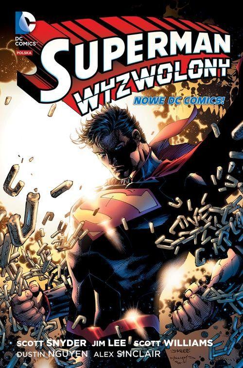 komiksy superman