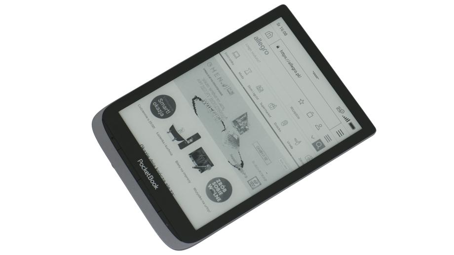 Test PocketBooka InkPad 3 Pro – wodoodporny czytnik z wysokiej półki