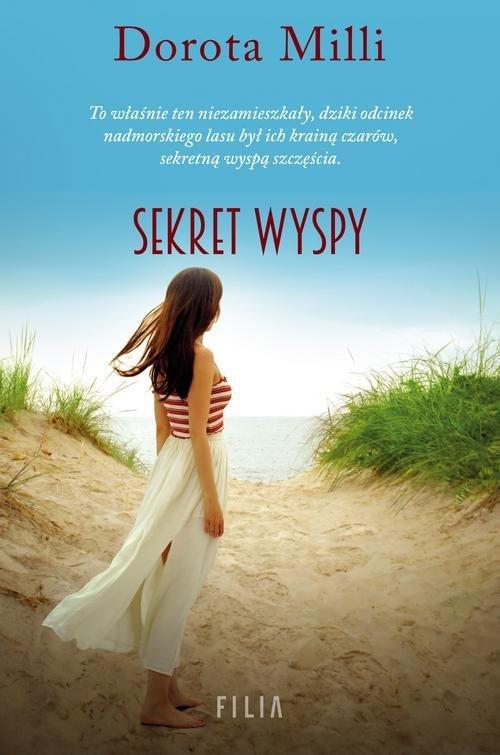 Sekret wyspy – Dorota Milli – recenzja książki