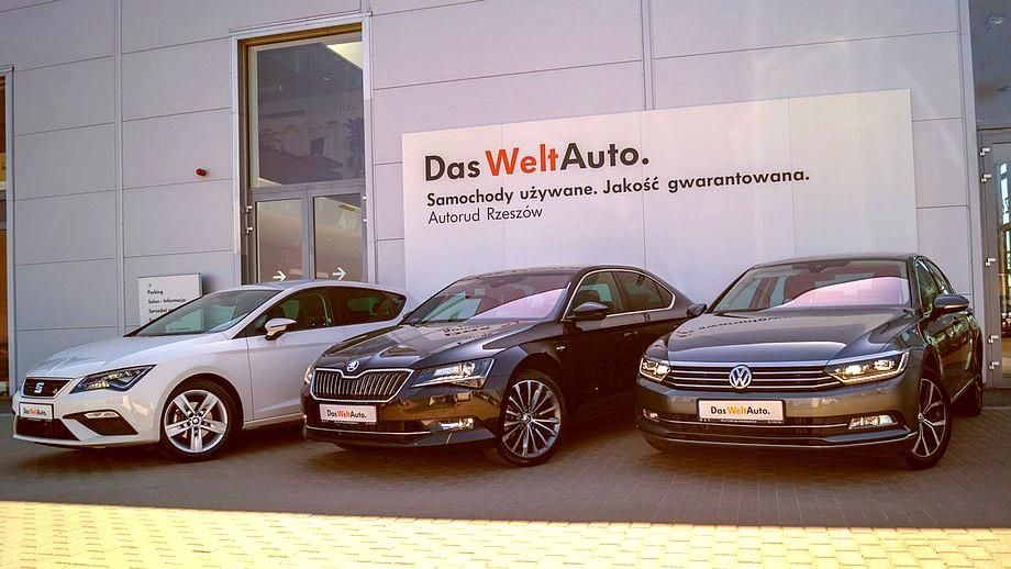 Das Weltauto Auta Uzywane Z Gwarancja Volkswagena Allegro Pl