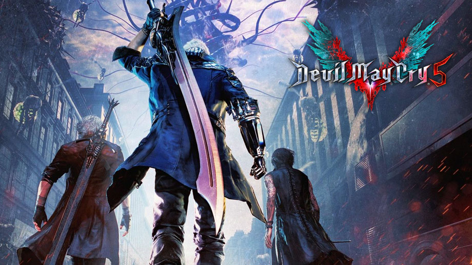 "?Devil May Cry 5"" – recenzja gry"