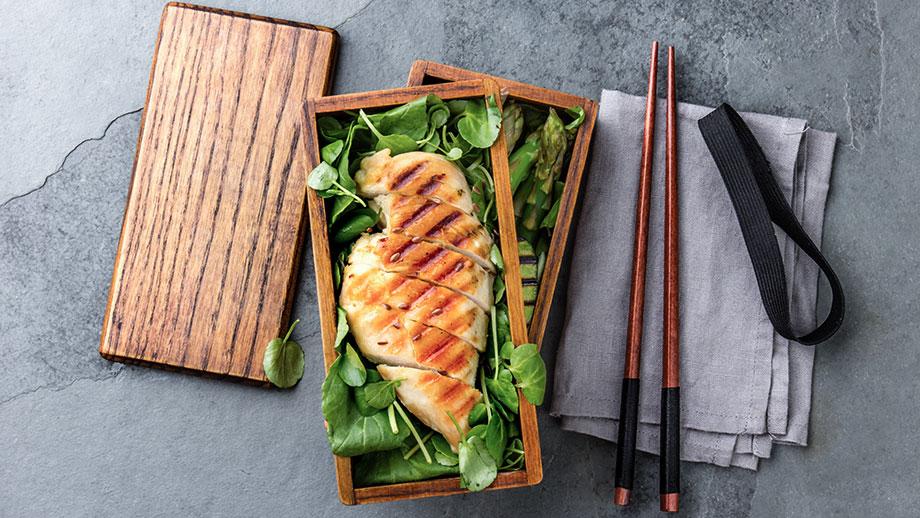Bento, czyli japoński sposób na lunch w pracy