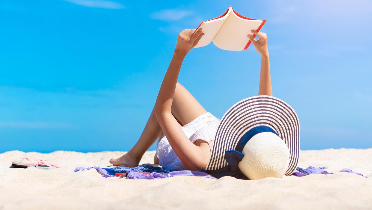 Co czytać na plaży?