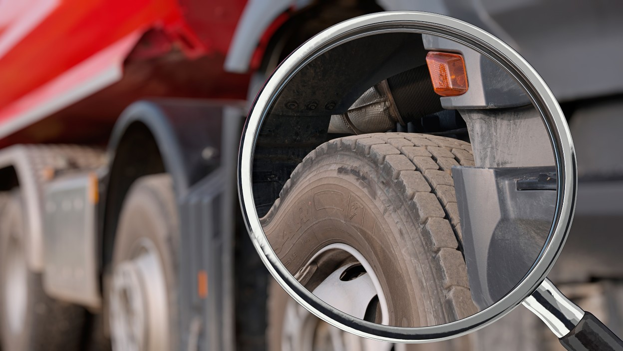 Jak dobrać opony do samochodu ciężarowego?