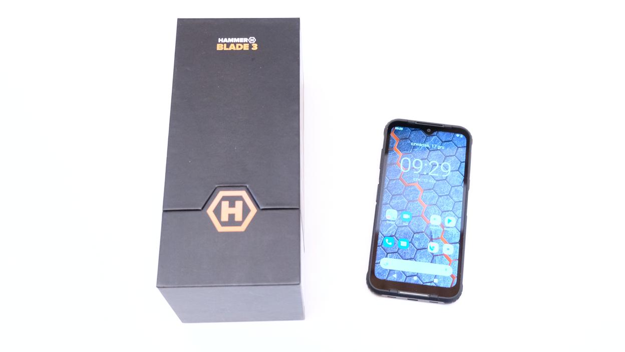 Test Hammer Blade 3 – polski smartfon do zadań specjalnych