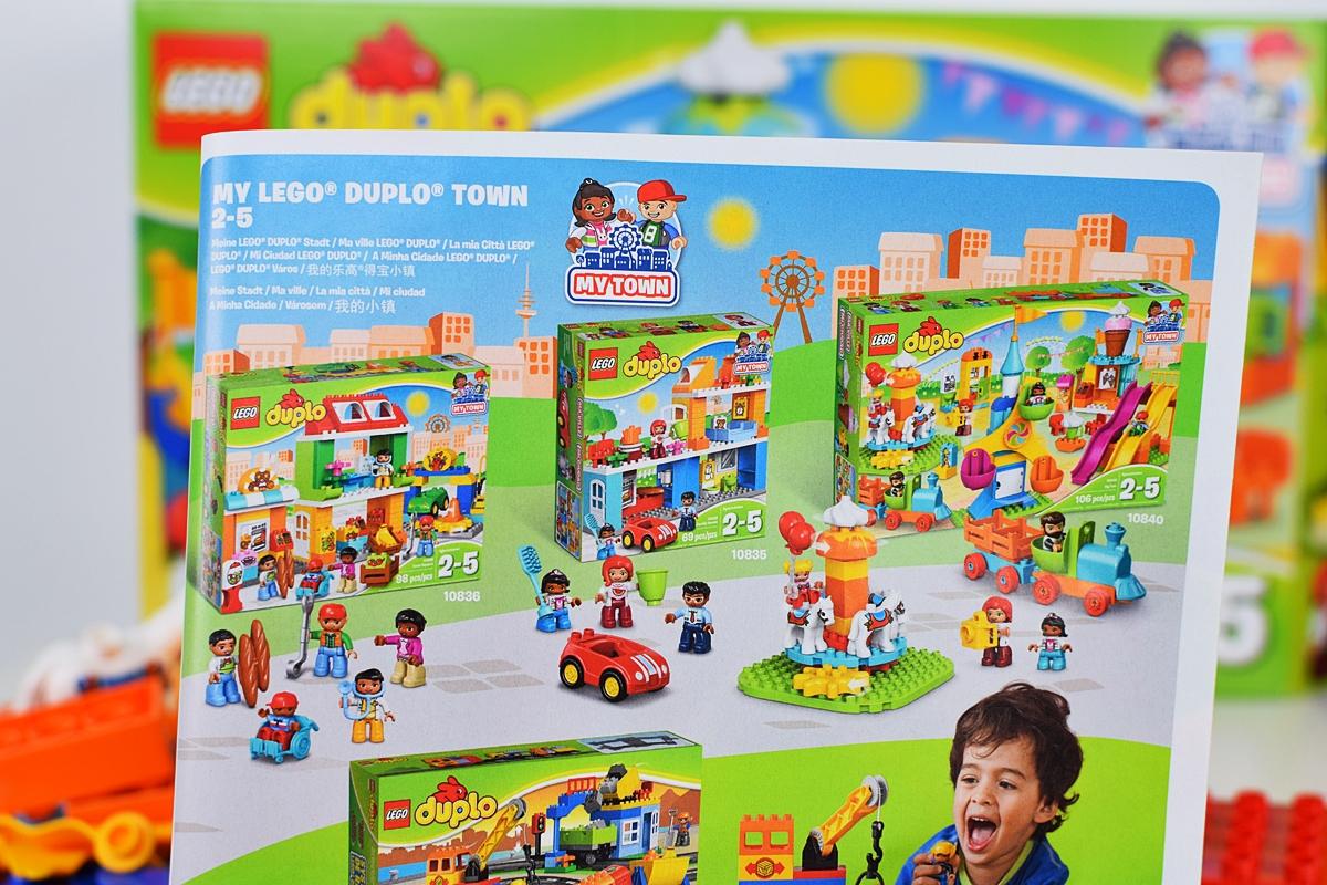 Wesołe Miasteczko Od Lego Duplo Czy Warto Kupić Allegropl