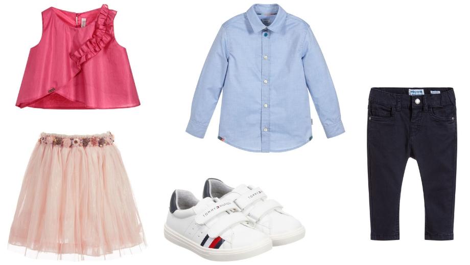 Twoje Dziecko Idzie Na Wesele Propozycje Modnych Zestawow Ubran Dla Dwu I Trzylatka Allegro Pl