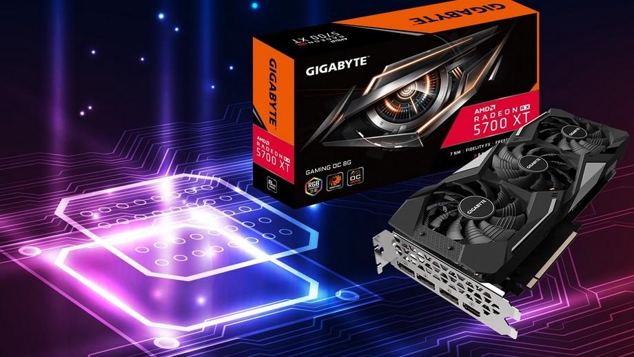 Gigabyte 5700 XT