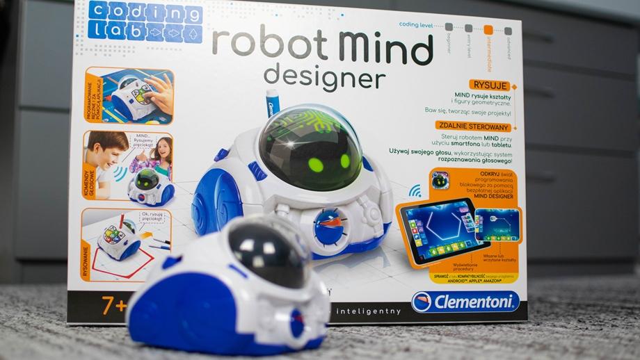 Robot Mind Designer Clementoni – recenzja