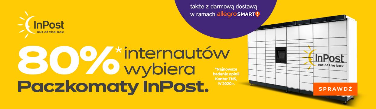 Allegro Smart Darmowa Dostawa Do Paczkomatow Inpost