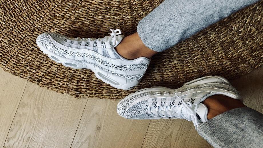 Sneakersy dad shoes dla niej