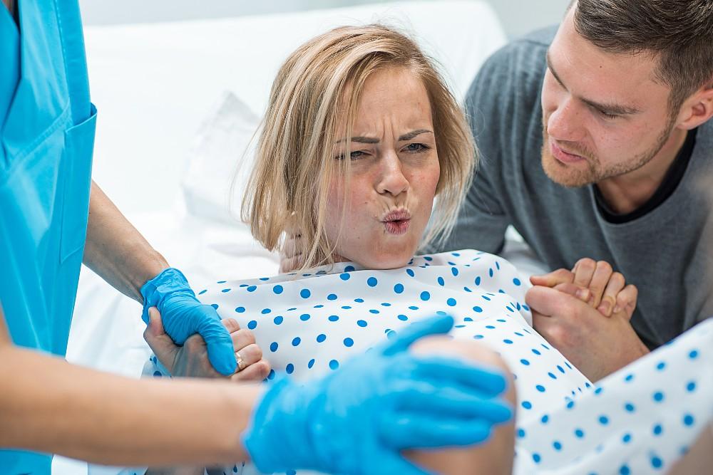 poród, akcja porodowa