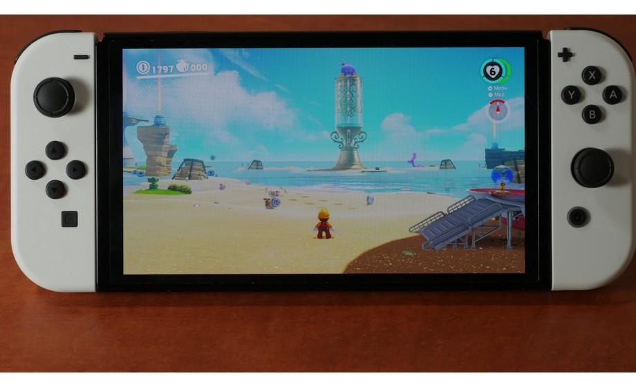 Nowy ekran jest nie tylko większy. OLED to nowa jakość