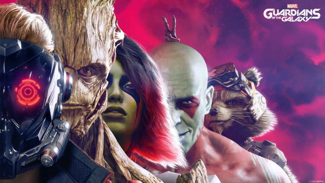 Marvel's Guardians of the Galaxy otrzymało nowy zwiastun. Premiera gry już niedługo