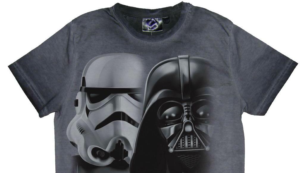 Chłodny Koszulki dla chłopca z motywem Star Wars - Allegro.pl TE65