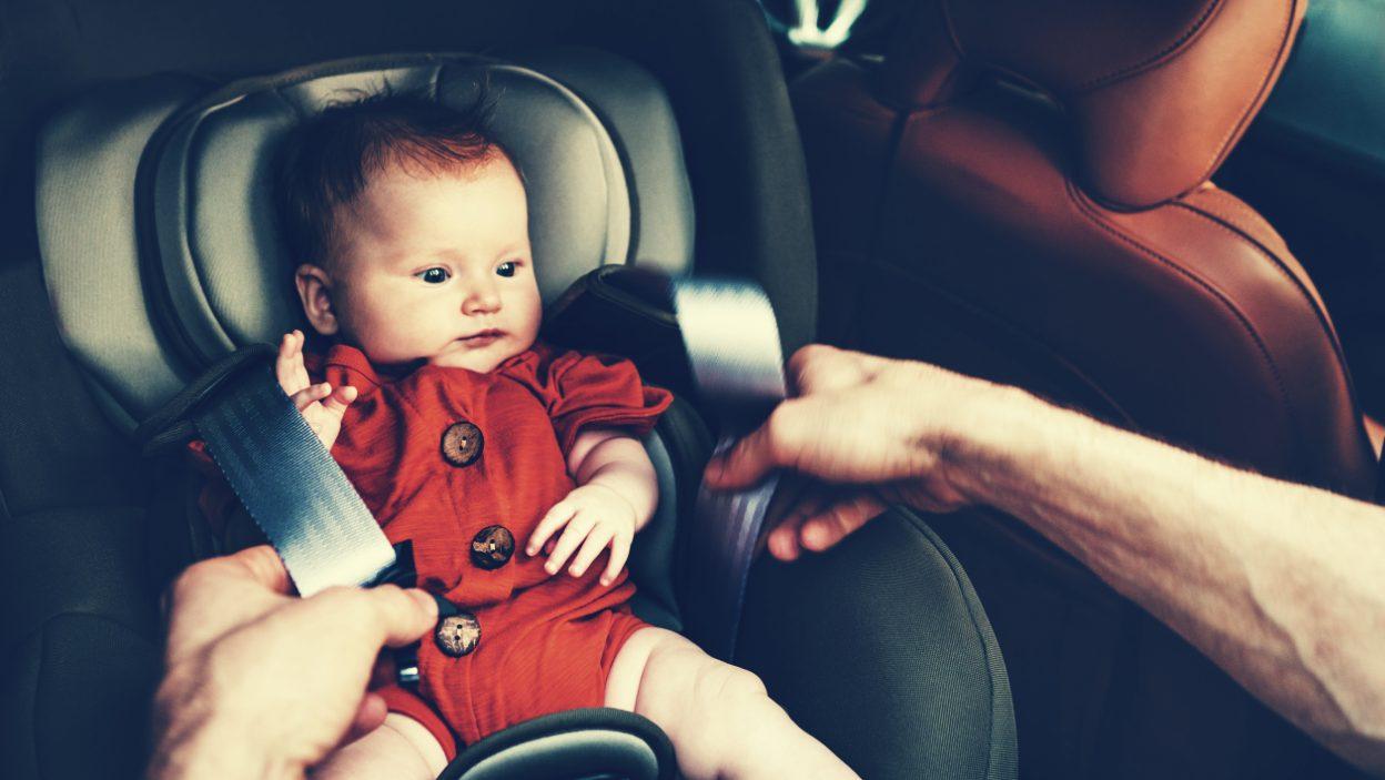 10 najlepszych fotelików samochodowych dla niemowląt