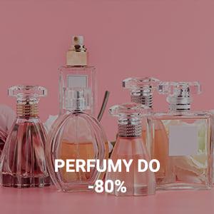 Perfumy do -80%