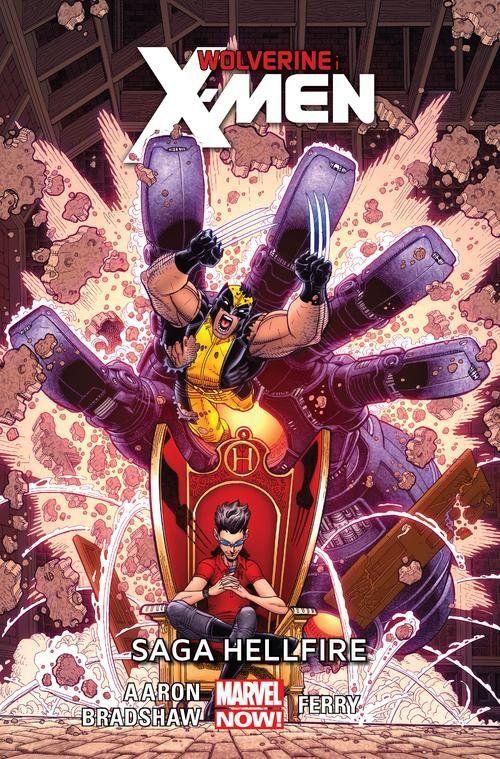 komiks x-man