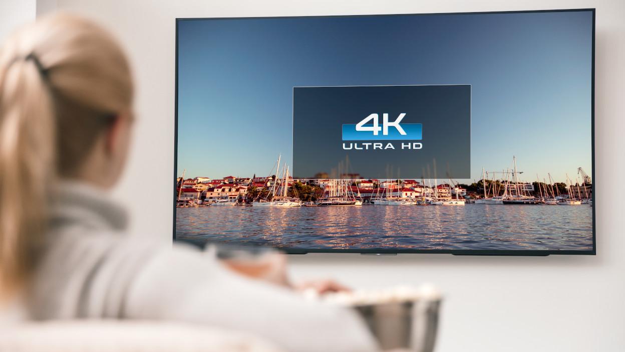 Niedrogi telewizor 4K – najtańsze modele o przekątnej co najmniej 50 cali
