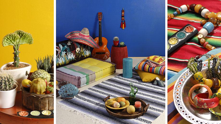 Frida Kahlo – meksykański temperament w Twoim domu