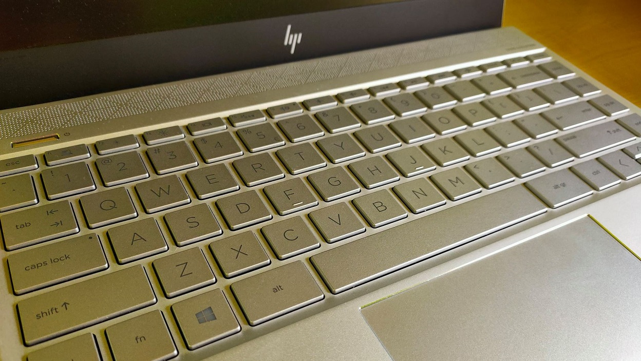 HP ENVY 13 – test ultrabooka